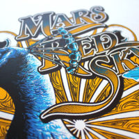 Mars Red Sky poster tour 2013