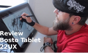 Review vidéo Tablet Bosto 22UX